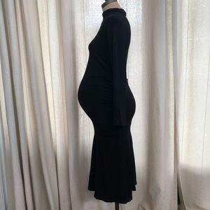 Isabella Oliver Long Sleeve Dress size 3 US 8
